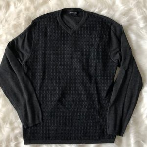 Charcoal Kenneth Cole Sweater